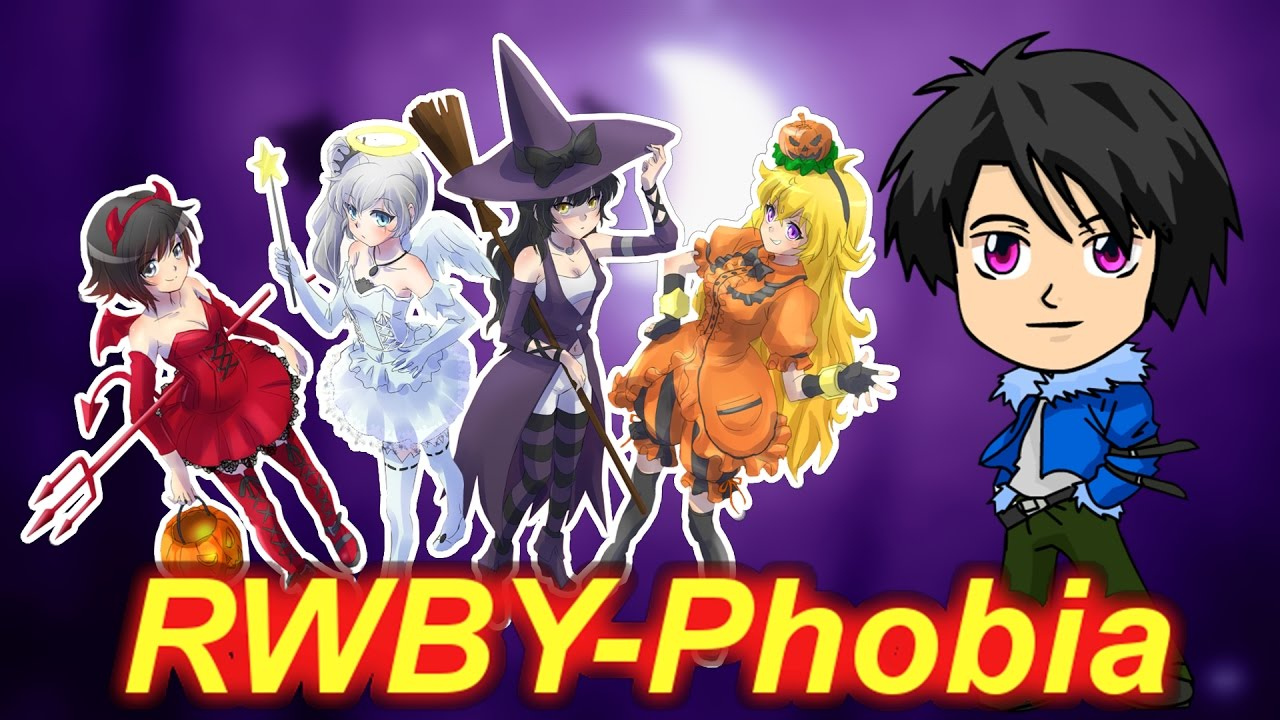 the potential phobias within remnant rwby halloween edition eruptionfang youtube - Phobia Halloween