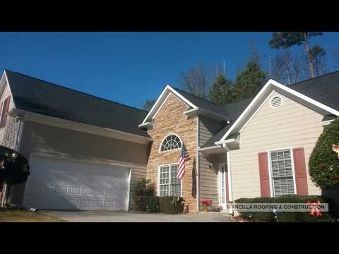 Recent Acworth, GA Roofing Projects   Mancilla Roofing & Construction