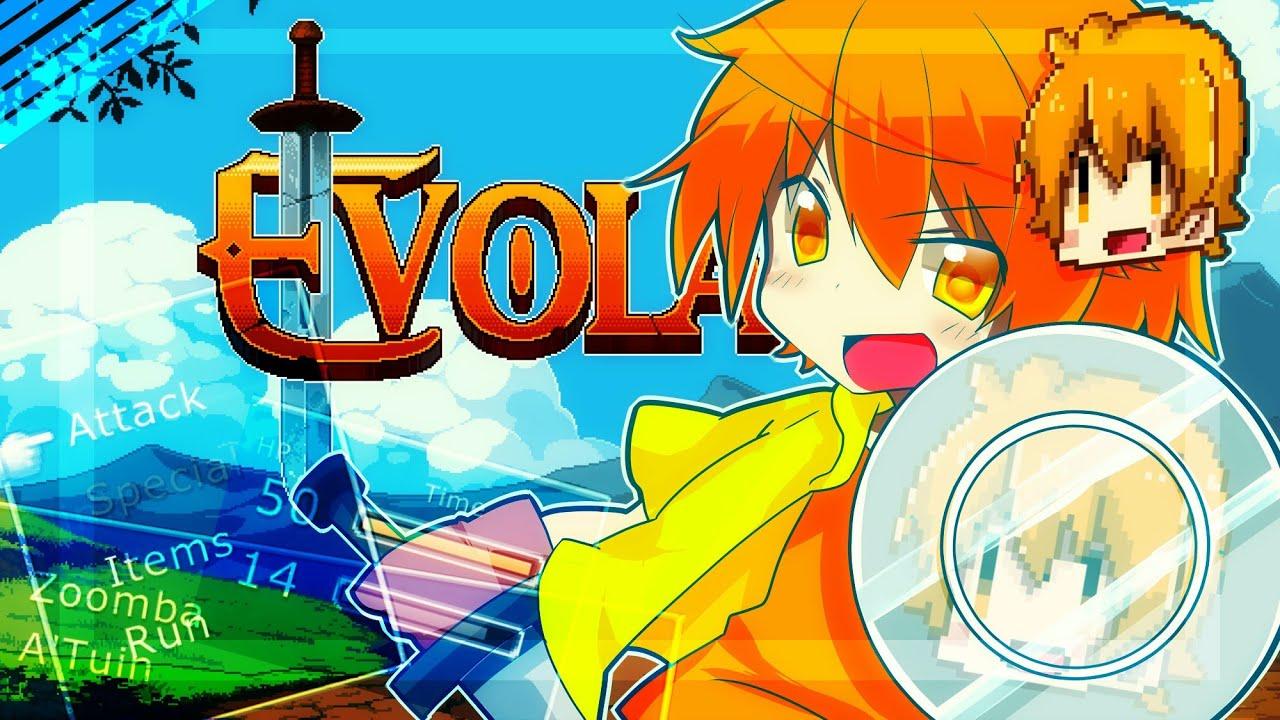 阿神的實況教室『Evoland!』EP.10-原地踏步! - YouTube