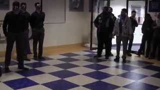 Delta Epsilon Psi | Alpha Theta Colony - Barbaric Beta Class Probate 2014