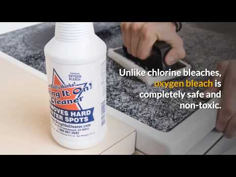 Water Spot Remover - Which Is The Best Product For Removing Hard Water Spots