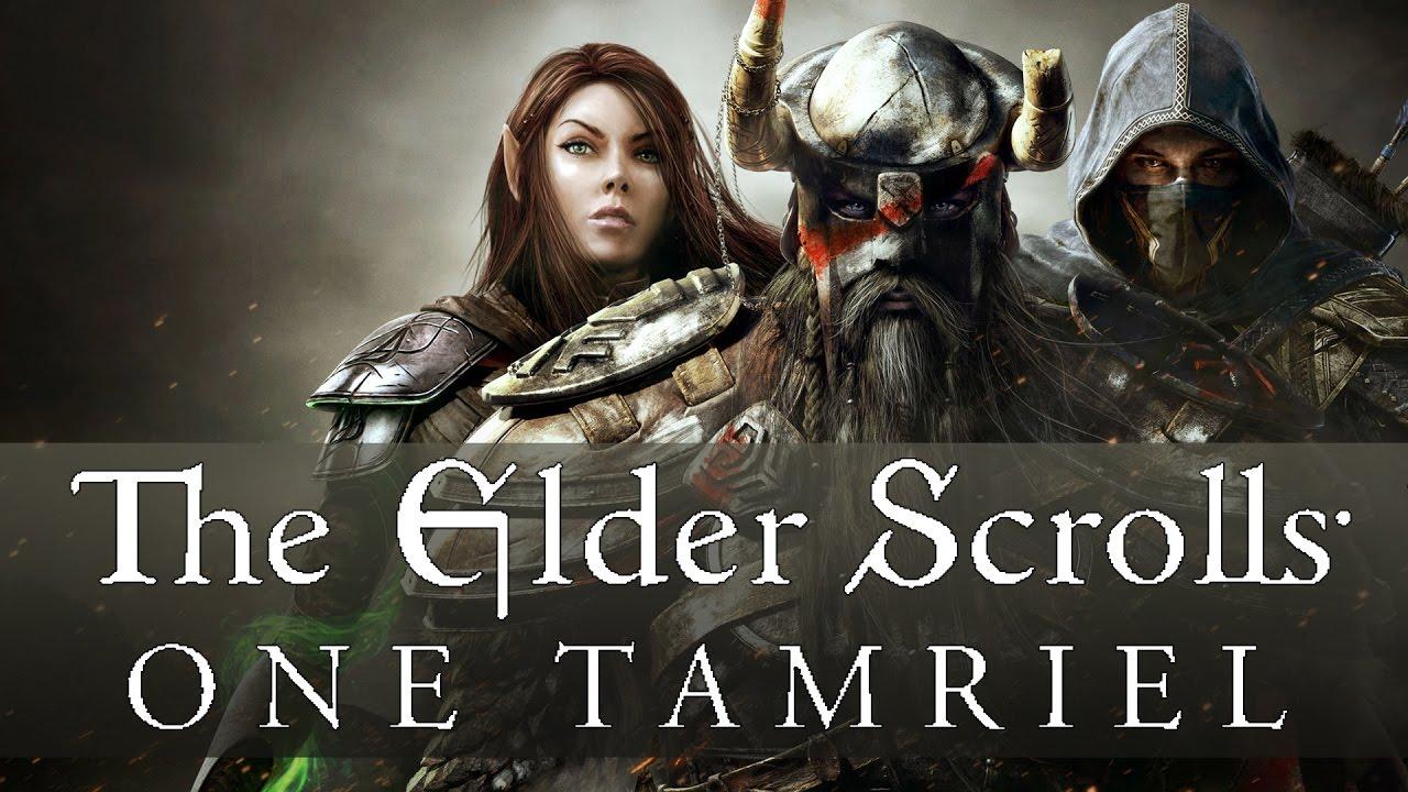 Elder Scrolls Online - One Tamriel Update! - YouTube