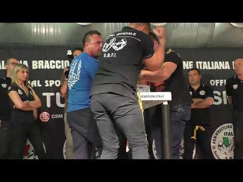 CAMPIONATO ITALIANO 2018 - SIRCANA vs LUTAI