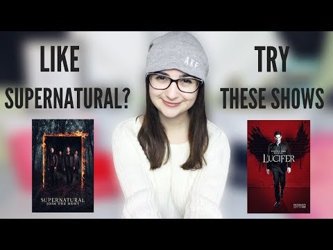 4 TV Shows To Watch If You Love Supernatural   Alana Recommends
