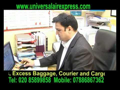 Universal Air Express LTD