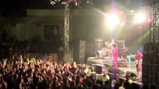 Datarock - California En Lollapalooza Chile 2011