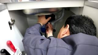 싱크리더 소구경 제품 설치 동영상