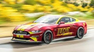 มัสแตง ยูดาย (Ford Mustang Udie Forza Horizon 4)