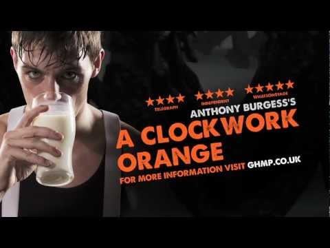 Action To The Word's A Clockwork Orange -Extended Trailer