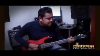 Solo de Guitarra: a Ferro e Fogo (Zezé Di Camargo & Luciano) by Ricardo Fernandez