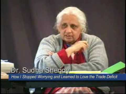 How I Stopped Worrying and Learned to Love the Trade Deficit   Sudha Shenoy