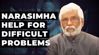 Angel Narasimha Chant:  Narasimha's Help For Difficult Problems