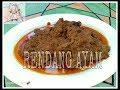 - Resep RENDANG AYAM khas Dapur Uni ET