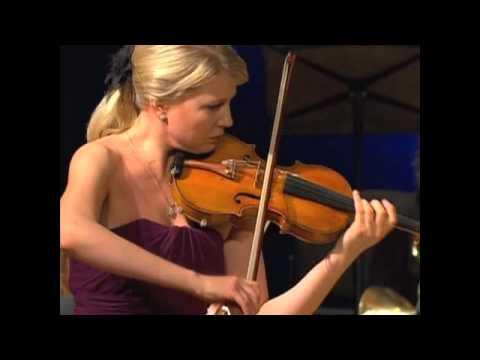 V Cartagena Festival Internacional de Música   Sinfonía Concertante de Wolfganag Amadeus Mozart 1st Mov    Elina Vahala, violín   Roberto Díaz, viola