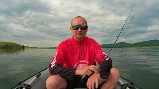 Мотор Хангкай 6/ Hangkai 6 радует!!! Трудовая рыбалка в Башкирии.