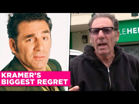 How Seinfeld's Michael Richards Ruined His Career With A Single Fatal Move | Rumour Juice