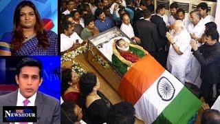 Suspicion Over Jayalalithaa's Death Justified?: The Newshour Debate (29th Dec)