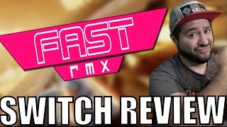 fast rmx nintendo switch review   8 bit eric