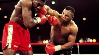 Бокс. Майк Тайсон - Фрэнк Бруно 2 бой- реванш. Mike Tyson vs Frank Bruno II