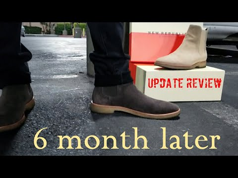 New Republic Chelsea Update Review