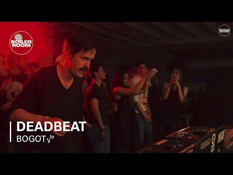 Deadbeat Boiler Room Bogotá Live Set