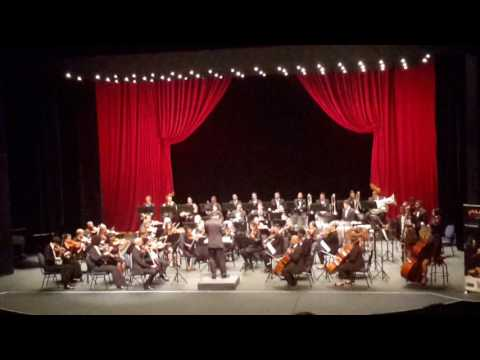 Jean Sibelius Finlandia, Op. 26 by Cape Philharmonic Youth Orchestra