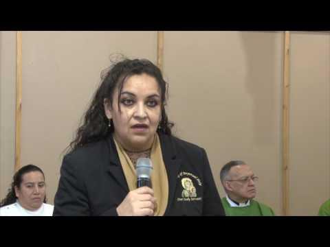 Clausura del III Congreso de Mujeres en wichita ks
