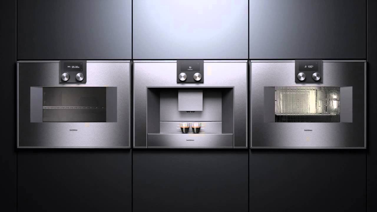 gaggenau backofen serie 400 200 youtube. Black Bedroom Furniture Sets. Home Design Ideas