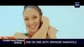 FUNNYWHITEMAN SHOW: One on one with Jermaine Sanwoolu (Nigerian News)