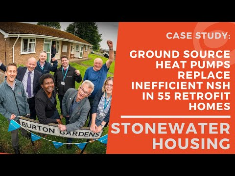 Stonewater Housing Site Footage