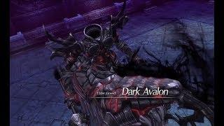 Tokyo Xanadu eX+   Ruined Castle of Darkness & Boss: Dark Avalon