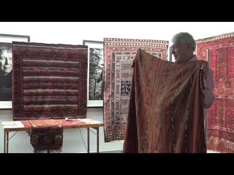 Den kraftfulla helheten - Föredrag om afghansk mattkonst