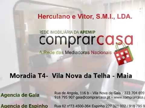 Moradia T4   Vila Nova da Telha