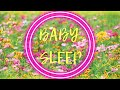 Meadow sounds for sleeping 🌸🌷 Nature sounds to sleep for babies, Birdsong to baby sleep 🕊👶 VIDEO 4K