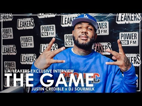 The Game On 'Born 2 Rap' Being His Last Album, Nipsey Hussle