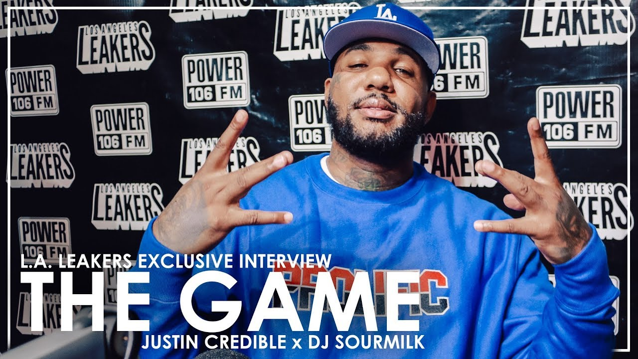 The Game On 'Born 2 Rap' Being His Last Album, Nipsey Hussle + Calling Dr   Dre