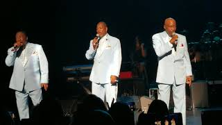 The Ojays Stairway to Heaven live final tour