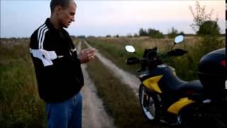 Мотоцикл Irbis XR 250R после 10000 км пробега(Текстовый вариант обзора можно почитать здесь: https://vk.com/id66204967?w=wall66204967_302%2Fall., 2015-09-03T14:53:08.000Z)