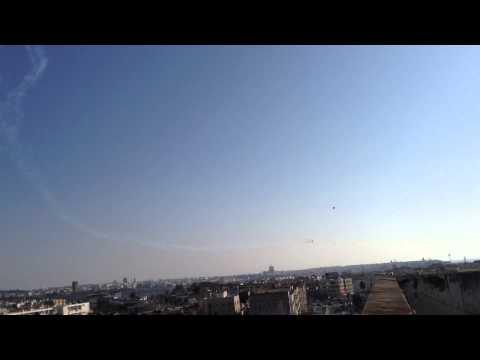 Throne day Aerobatics Rabat july 30th
