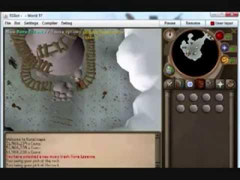 All RuneScape Bots - Auto Miner - Auto Fisher - Auto Woodcutter - Auto Fighter - Download FREE