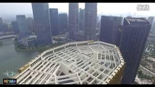 Aerial Shaoxing (→_→)绍兴市迪荡梅龙湖附近(浙江省China Zhejiang Province)
