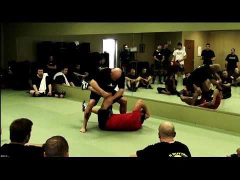Bas Rutten seminar at Elite Training Centers located in Puyallup Wa.