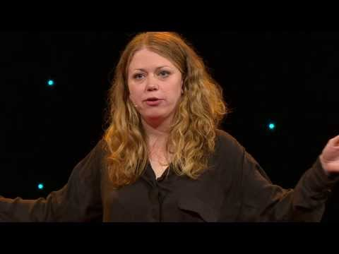 Listening to data from the Large Hadron Collider | Lily Asquith |TEDxZurich