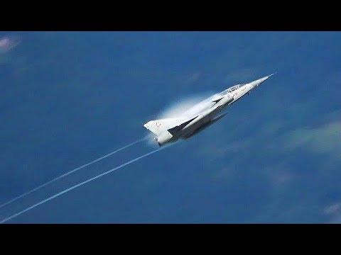 Dassault Mirage III S 'MIRO'    Sion Airshow