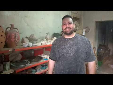 The Raku Firing process - How we raku firing our ceramics - Raku Ceramics Firing - part 3