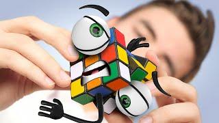 This Animator Brings 3D On Everyday Stuff