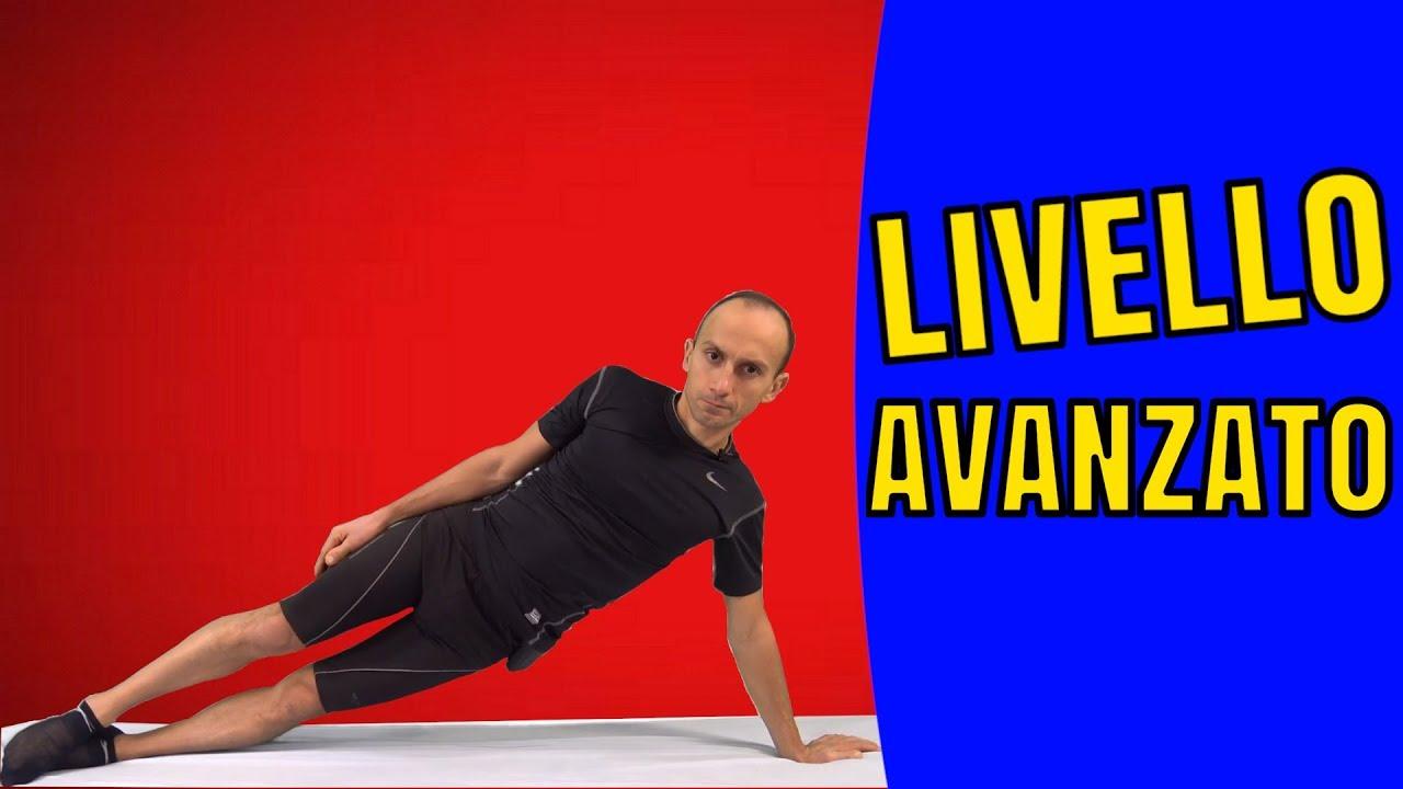 Workout di Pilates per la Schiena - Livello Avanzato, 14..