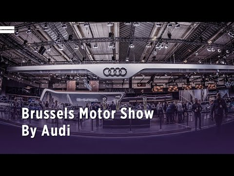 Audi invites the Corporate Club to the Brussels Motor Show