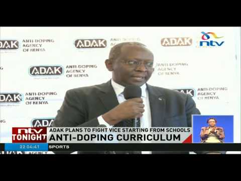 Anti-doping Agency of Kenya wants schools to embrace anti-doping education
