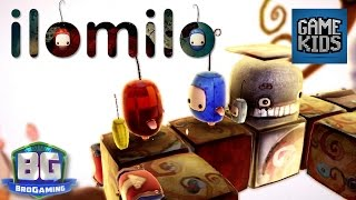 Ilomilo Chapter 1 - Bro Gaming